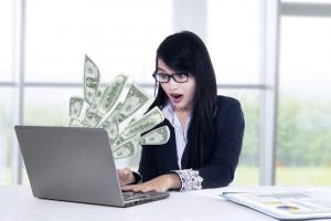 Internet Kredit sofort aufs Konto